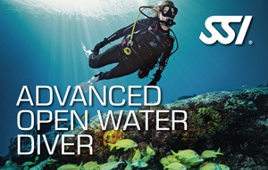 AOWD PADI SSI Advanced Open Water Diver
