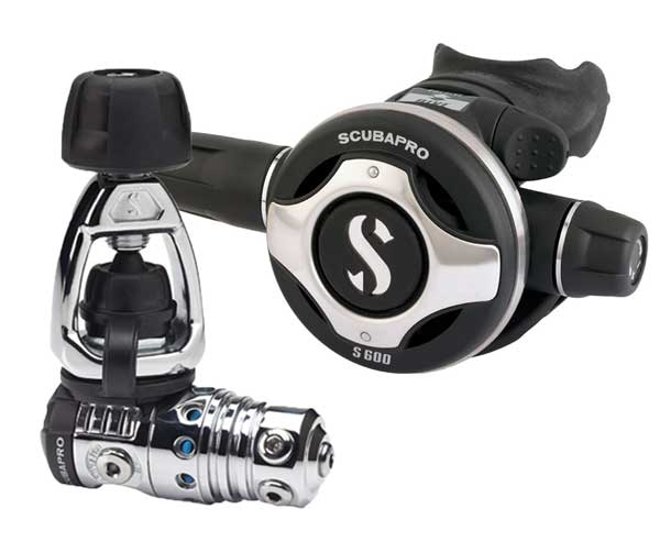 Scubapro MK25/S600 EVO YOKE International