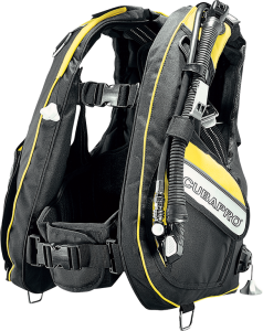 Scubapro BCD CBRD Combined Buoyancy and Rescue Device