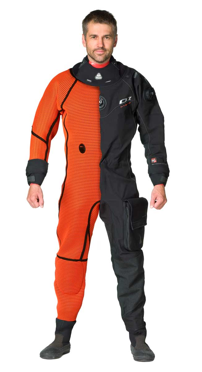 Waterproof D1 tørdragt
