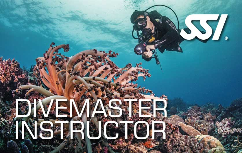 SSI Dive MASter Instructor