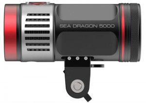 Sea Dragon 5000 Auto UW Photo-Video lygte